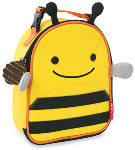 Bed Bath & Beyond SKIP*HOP® Zoo Lunchies Insulated Lunch Bag - Bee