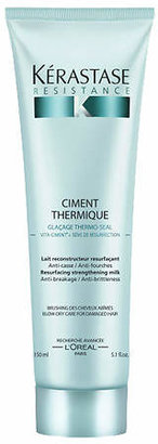 Kerastase Resistance Ciment Thermique Heat-Activated Reconstructor Milk for Weakened Hair $38 thestylecure.com