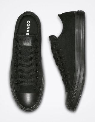Converse Chuck Taylor All Star Black Low Top Shoes