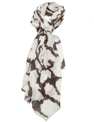 Kate Kanyon Camouflage scarf