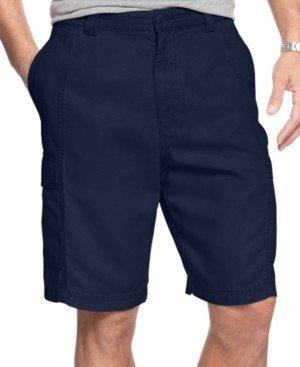"Tommy Bahama Men's 9.5"" Key Grip Cargo Shorts, Created for Macy's"