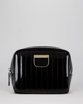 Ted Baker Cosmetic Case - Galene Small Quilted