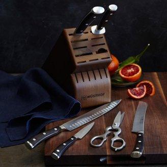 Wusthof Ikon Blackwood 7-Piece Knife Block Set