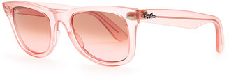 Ray-Ban Ice Pop Sunglasses, Pink