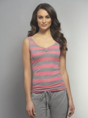 New York & Co. Love NY&C Collection - Mixed Stripe Tank