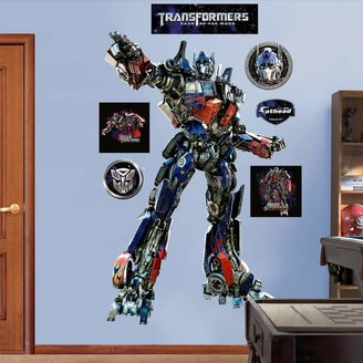 Fathead Transformers Optimus Prime Wall Decals by