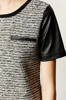 Anthropologie Slated Boucle Pullover