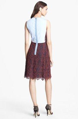 Carven 'Cornelis' Lace Dress