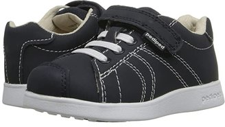 pediped Jake Flex (Toddler/Little Kid) (Navy) Boy's Shoes
