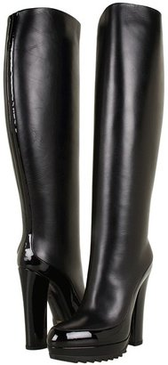 Bottega Veneta 297866VX181 1000 (Nero/Nero) - Footwear