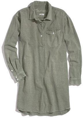 Madewell Utility Shirtdress