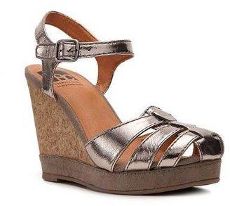 BC Footwear Lifeboat Wedge Sandal