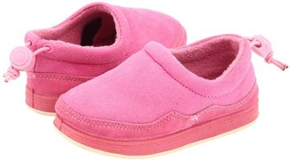 Foamtreads Tin Tin Micro Suede (Toddler/Little Kid) (Rose) - Footwear