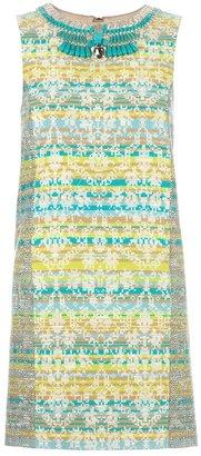 Matthew Williamson embroidered shift dress