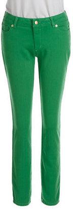 MICHAEL Michael Kors Five-Pocket Skinny Jeans