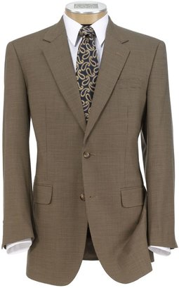 Jos. A. Bank Executive 2-Button Wool Suit with Plain Front Trousers