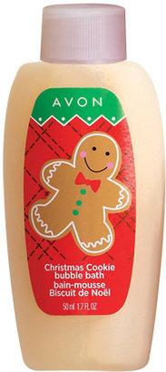 Avon Holiday Bubble Bath Minis - Christmas Cookie