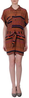Vena Cava Short dress