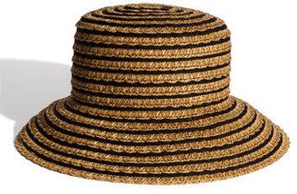 Women's Eric Javits 'Braid Dame' Hat - Black $145 thestylecure.com