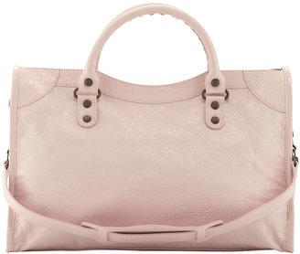 Balenciaga Classic City Bag, Rose