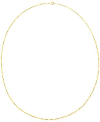 Marie Helene De Taillac 18kt yellow gold chain