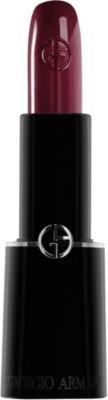 Armani Women's Rouge D'Armani Sheer Lipstick-DARK PURPLE $37 thestylecure.com