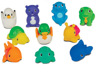 Munchkin Squirting Sea Buddies 10 Piece Set