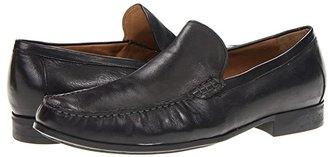 Johnston & Murphy Cresswell Dress Slip-On (Cognac Sheepskin) Men's Slip on Shoes