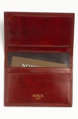 Bosca Calling Card Case