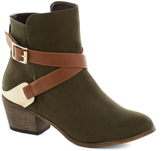 Thyme of My Life Bootie