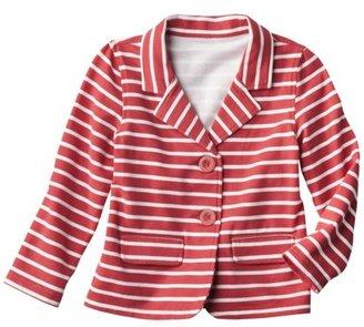 Cherokee® Infant Toddler Girls' Stripe Blazer