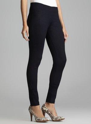 Fragile Side Zip Dark Stretch Skinny jeans
