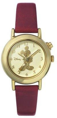 Disney Women's MU0668D Mickey Mouse Musical Watch $99 thestylecure.com