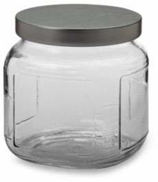 Anchor Hocking 2-Quart Glass Cracker Jar