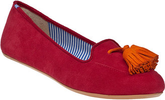 Charles Philip SHANGHAI Sylvie Loafer Red Suede