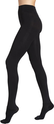 Bootights Luxe Semi-Opaque Tights, Black
