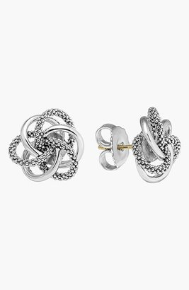 Women's Lagos Caviar(TM) Stud Earrings (Online Only) $250 thestylecure.com