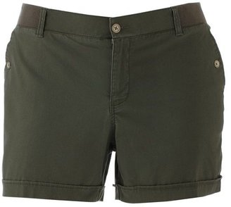 Sonoma life + style cuffed shorts - women's plus