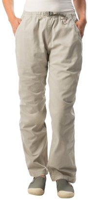 Gramicci Original G Dourada Pants - Cotton Twill, Straight Leg (For Women) $24.99 thestylecure.com