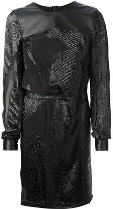 Helmut Lang 'Eros' semi sheer dress