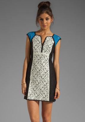 Nanette Lepore Spectacle Lace Magic Moment Dress