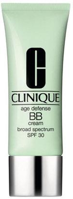 Clinique 'Age Defense' Bb Cream Broad Spectrum Spf 30 - Shade 02 $38.50 thestylecure.com