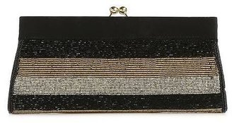 Townsend Lulu Muir Beaded Frame Clutch