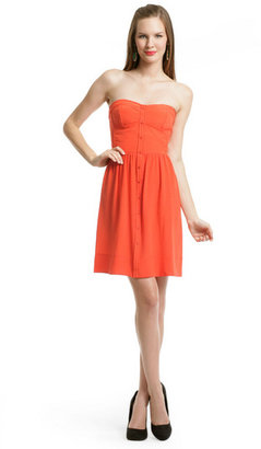Rebecca Taylor Up In Flames Dress
