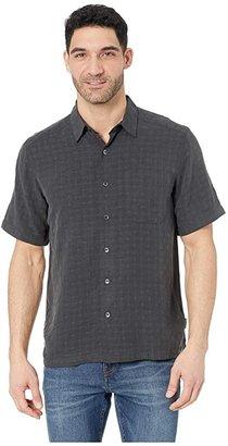 Royal Robbins San Juan S/S (Obsidian 1) Men's Short Sleeve Button Up