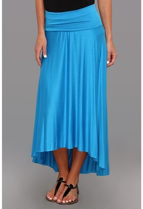 Culture Phit Gemmah High-Low Flowy Skirt