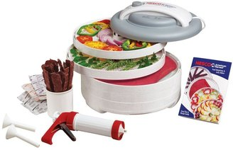 Nesco American Harvest Snackmaster Express DehydratorAll-In-One Kit
