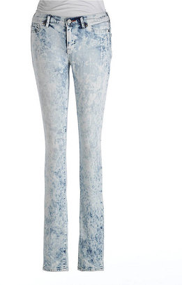 Dittos Jessica Low-Rise Denim Leggings
