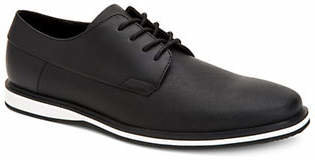 Calvin Klein Wilfred Lace-Up Leather Oxfords