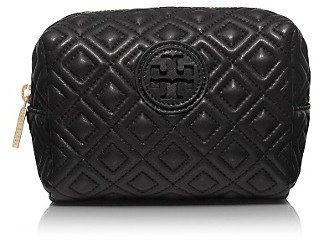 Tory Burch Marion Quilted Brigitte Cosmetic Case